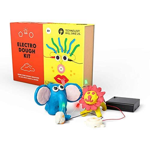 Tech Will Save US, Electro Dough Kit | Giocattolo educativo...
