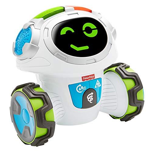 Fisher Price Roby Robot Gioca & Impara, Robottino Giocattolo...