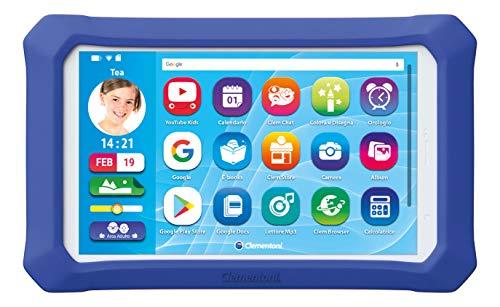 Clementoni- Clempad 9 8', Tablet per Bambini [Versione...