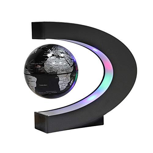 Levitazione magnetica Galleggiante Mappamondi Mappa del...