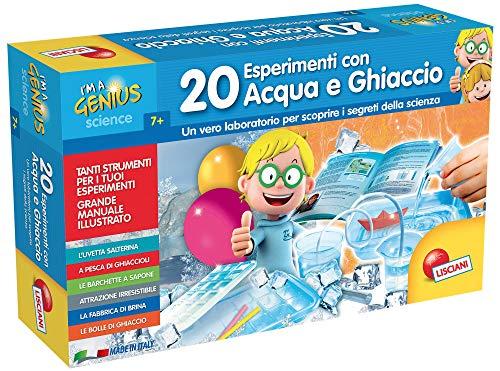 Lisciani I'm A Genius Giochi Esperimenti con Acqua e...
