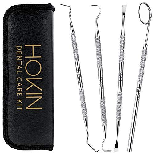 HOKIN Pulizia Denti Tartaro Ablatore Kit - Igiene Dentale...