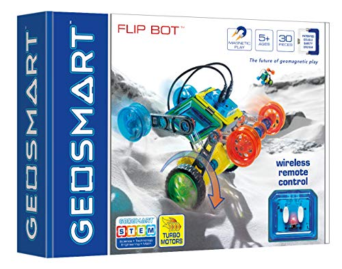 GeoSmart 5414301250197 Flip Boat Multicolore