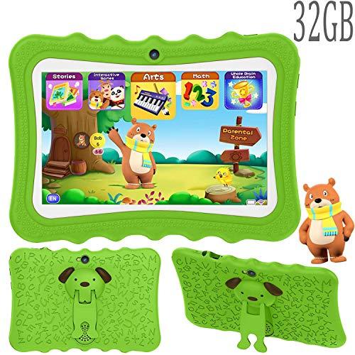 Tablet da 7 Pollici 2GB+32GB Wifi Quad Core Tablet Bambini...