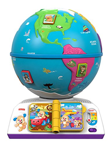 Fisher Price Infant DRJ81 Ridi e Impara Mappamondo del...