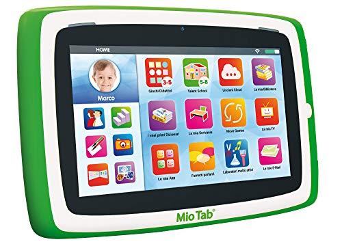 Liscianigiochi-Mio Tab 7' Preschool Tablet Prescolare, 16 GB...