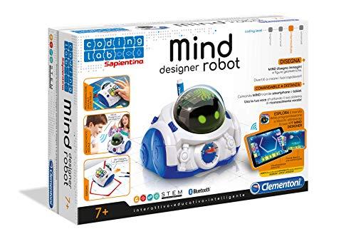 Clementoni 12087 - Mind Designer Robot Educativo...