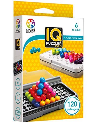 SmartGames- Giochi da Tavolo Giocattolo, Multicolore, SG 455
