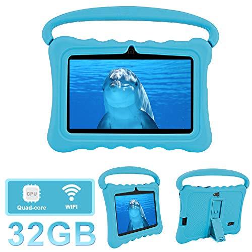 Tablet Bambini 7 Pollici WiFi Offerte Quad Core 2GB RAM+32...