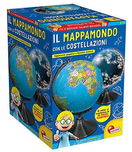 Lisciani Giochi- I'm a Genius Mappamondo con Le...
