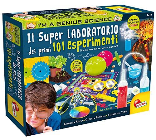 Lisciani Giochi - Super Laboratorio dei Primi 101...