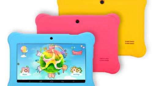 colori disponibili di iRulu BabyPad