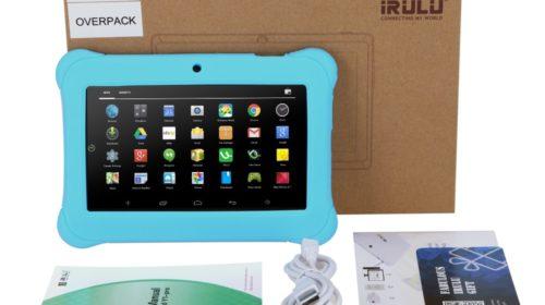 iRulu BabyPad: cosa c'è nella scatola?