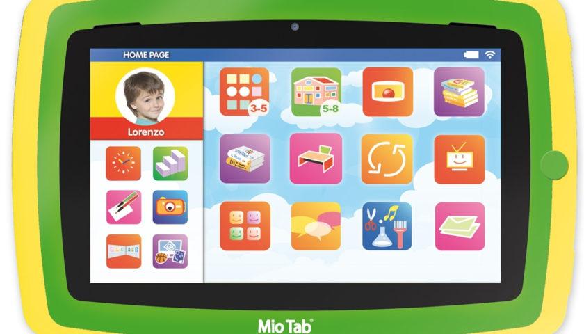 56d4767e7b Mio Tab Smart Kid di Lisciani: la nostra recensione| i-Bimbo
