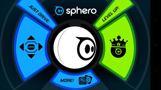 L'app di Sphero