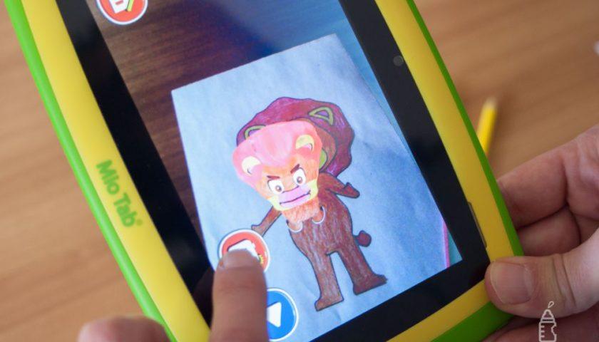 Lisciani 3D Interactive, il gioco in realtà aumentata