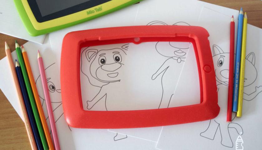 Mio Tab Smart Kid 6.0: dettagli bumper