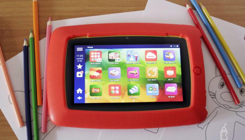 Mio Tab Smart Kid 6.0: con il bumper