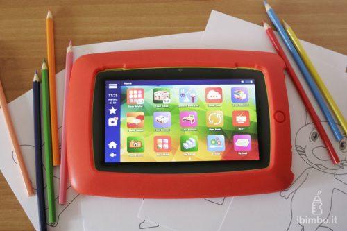 Mio Tab Smart Kid 6.0 con bumper