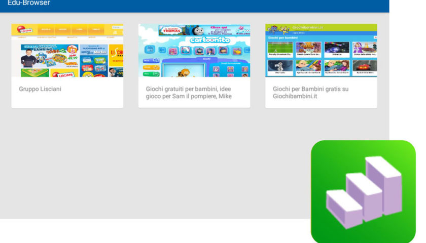 Mio Tab Smart Kid 6.0: Edu-Browser
