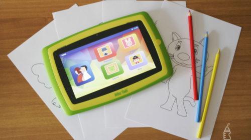 Mio Tab Smart Kid 6.0: provato per voi
