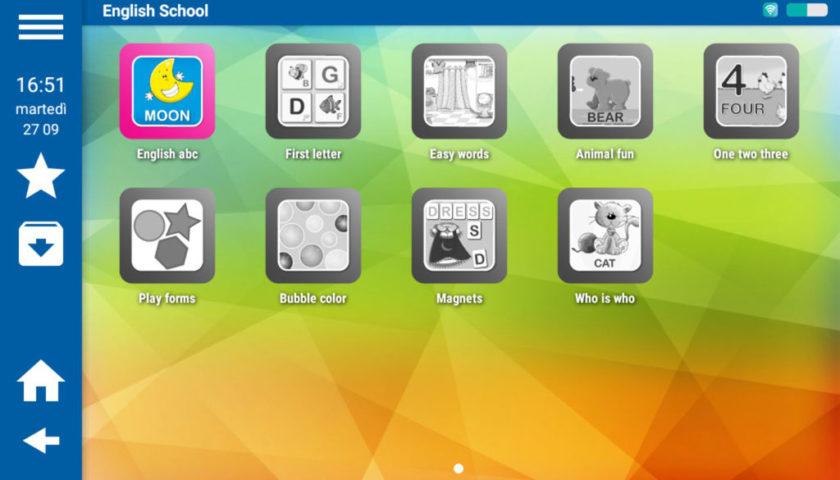 Mio Tab Smart Kid 6.0: soltanto un'app è installata