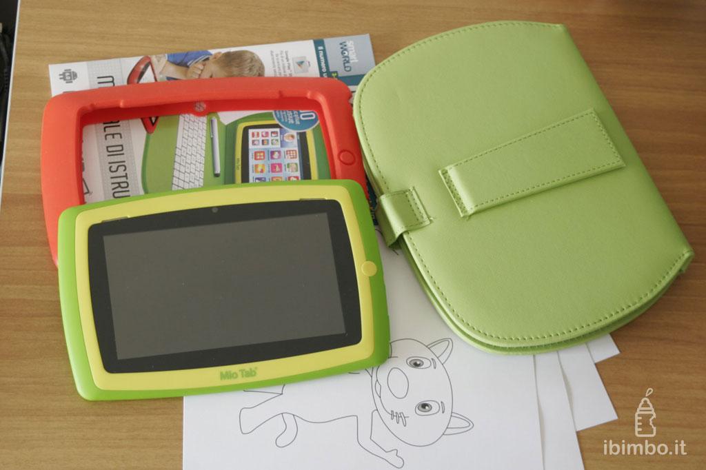 Mio Tab Smart Kid 6.0: unboxing