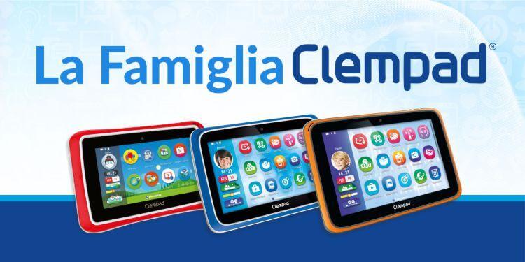 La famiglia di Clempad 6.0