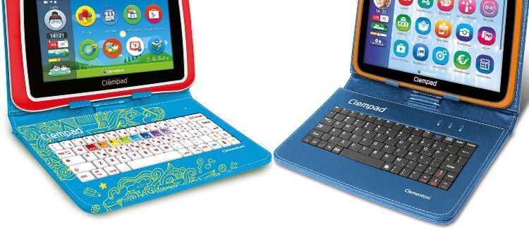 La famiglia di Clempad: le tastiere