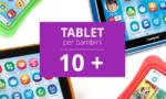 Tablet per ragazzi di 10+anni
