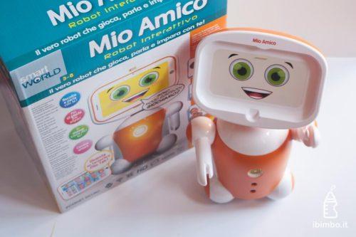 Mio Amico Robot - unboxing