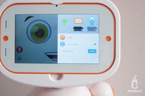 Mio Amico Robot - modalità drone