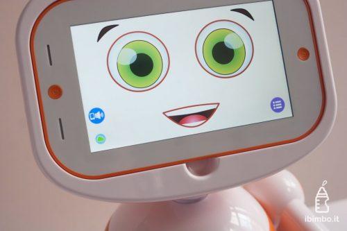 Mio Amico Robot - registrazione audio