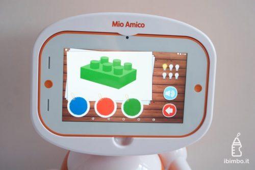 Mio Amico Robot - i giochi