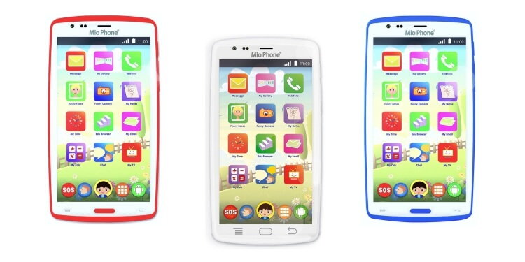 Mio Phone Evolution 6.0 di Lisciani
