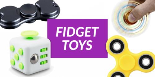 Fidget Toys, giocattolini che stanno facendo impazzire il mondo