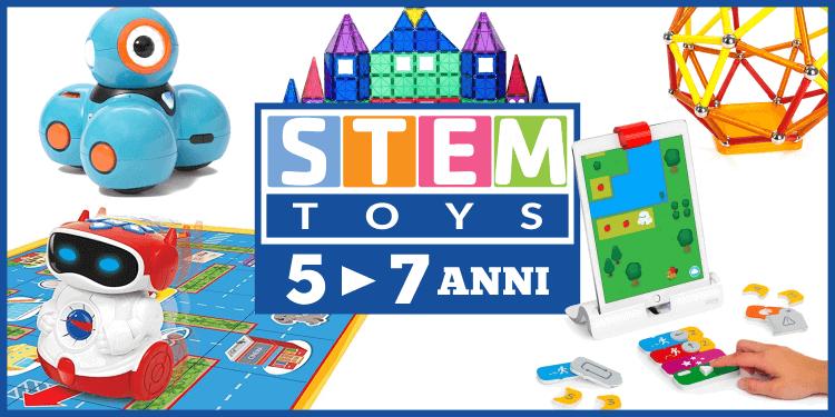 Giocattoli STEM per bambini di 5,6,7 anni