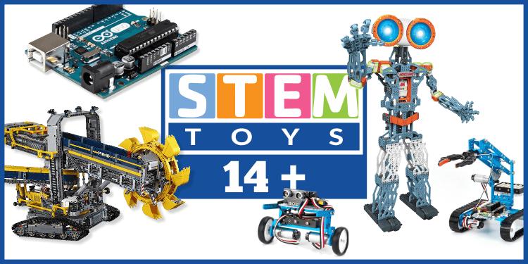 Giocattoli STEM per ragazzi e adulti