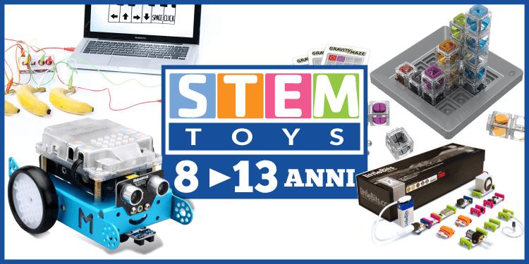 Giocattoli STEM per bambini di 8, 9, 10, 11, 12 e 13 anni