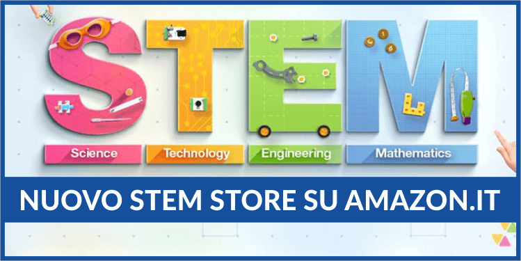 Lo STEM Store di Amazon.it si rinnova