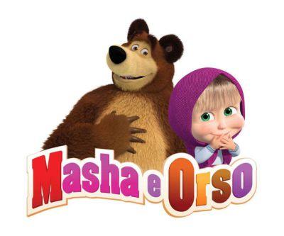 Sconto 10% Masha e Orso