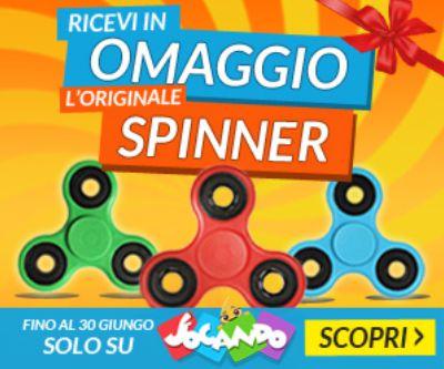Spinner Fidget in Omaggio