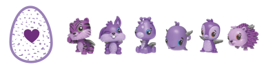 Hatchimals Colleggtibles: Lilac Lake