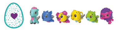 Hatchimals Colleggtibles: Limited Edition