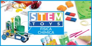 8 giocattoli STEM per divertirsi con la fisica e la chimica