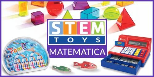 Giochi STEM per divertirsi con matematica