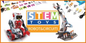 11 robot educativi e kit per imparare i circuiti