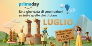 In arrivo Prime Day di Amazon, la grande festa di shopping sfrenato