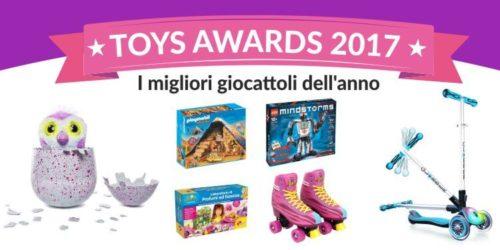 Toys Awards 2017, 65 giocattoli d'eccellenza per accontentare tutti i gusti La lista completa dei vincitori e dei candidati alla vittoria