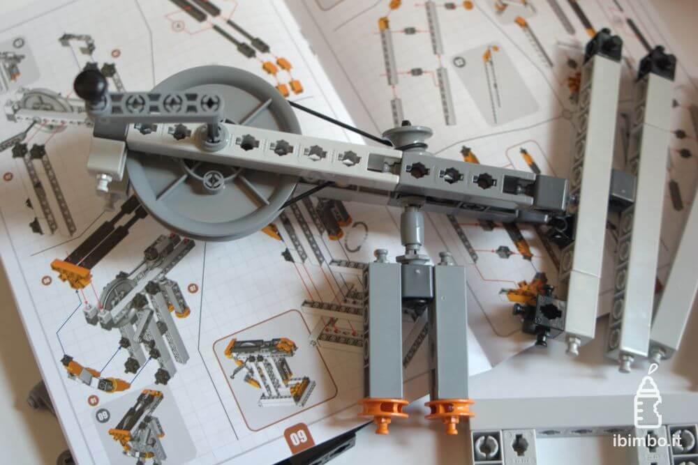 ENGINO Discovering STEM Meccanica Carrucole, componente del frullatore